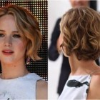 Short cuts for wavy hair and round face