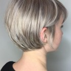 Short hair 2018 round face