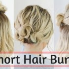 Short hair designs for prom