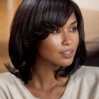 Short length hairstyles for black women