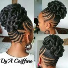 Updos for black hair