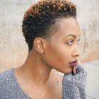 Very short hairstyles for african hair