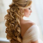 Wedding upstyles