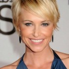 Celebrity hairstyles short
