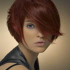 Fashion hair cut