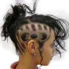Female hair cuts