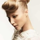 In fashion hairstyles