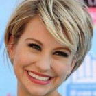 Short celebrity hair cuts