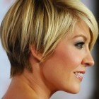 Short hair cut for women