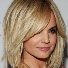 Short medium hair cuts