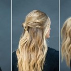 10 easy quick everyday hairstyles
