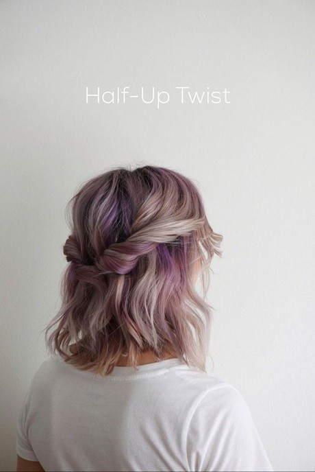 Best way to style shoulder length hair