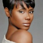 Black short cuts hairstyles
