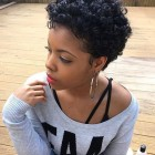 Black women short curly hairstyles