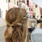 Cool hairdos for medium hair