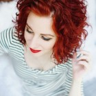 Curly everyday hairstyles