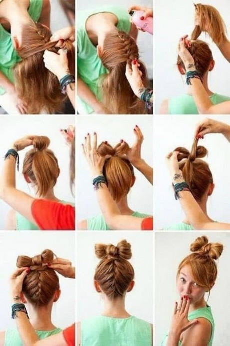 Cute updo hairstyles