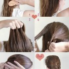 Daily hairstyles for straight hair