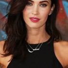 Dark hair medium length hairstyles