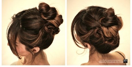 Easy casual hairstyles