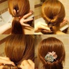 Easy hairstyles for everyday