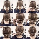 Easy hairstyles for really long hair