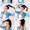 Easy hairstyles to do in the morning