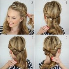 Easy summer updos for long hair