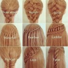 Everyday hairstyles for girls