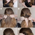 Good easy hairstyles for medium hair