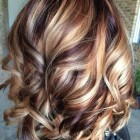 Hair color medium length