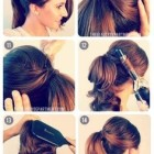 Hairstyle for daily use