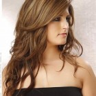 Hairstyle ideas for long thick hair