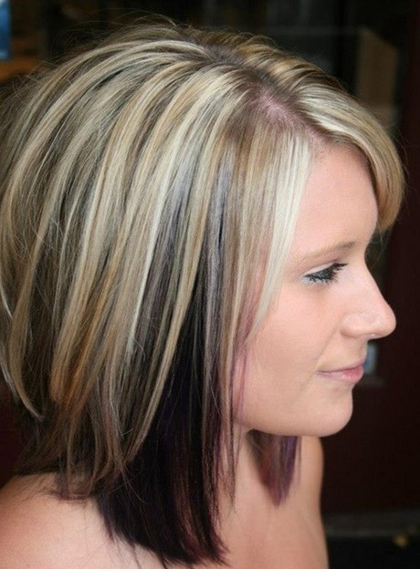 Hairstyles and colors for medium length hair