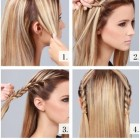Hairstyles for long hair updos everyday