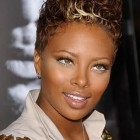 Hairstyles for short black peoples hair