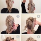 Pretty everyday hairstyles