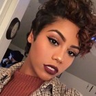 Pretty short hairstyles for black women