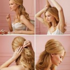 Quick and easy hairstyles for everyday