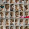 Quick everyday hairstyles for medium hair