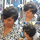 Short haircut for black ladies