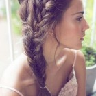 Stylish braids for long hair