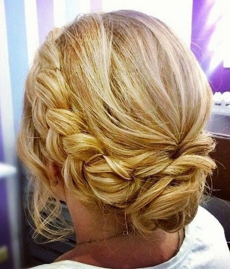 Updos for long fine hair