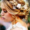 Wedding hairstyles mid length hair