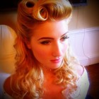 1950 pin up hair