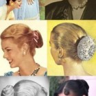 1950s hair up
