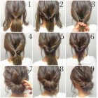 Best and simple hairstyle