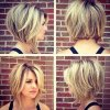 Best haircut and color for round face