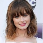 Best hairstyles with bangs