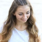 Cool and easy hairstyles for girls